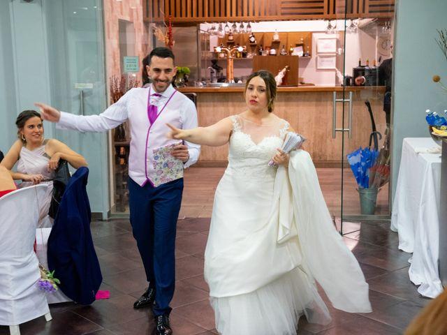 La boda de Carlos y Rut en Madrid, Madrid 477
