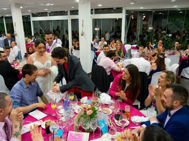 La boda de Carlos y Rut en Madrid, Madrid 482