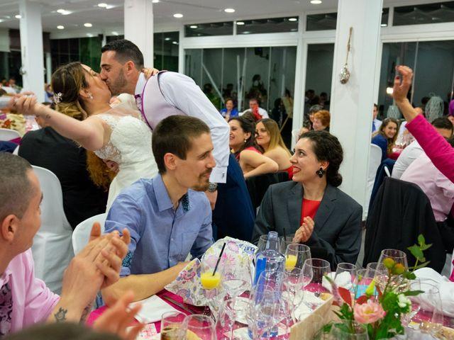 La boda de Carlos y Rut en Madrid, Madrid 484