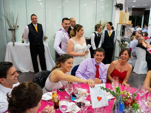 La boda de Carlos y Rut en Madrid, Madrid 485