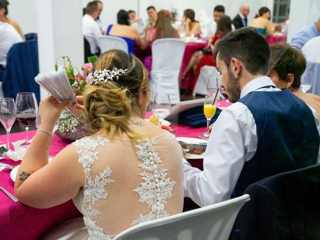 La boda de Carlos y Rut en Madrid, Madrid 489