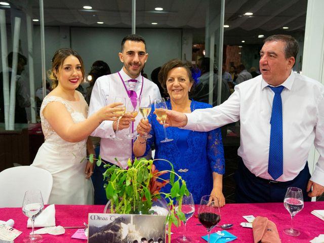 La boda de Carlos y Rut en Madrid, Madrid 491