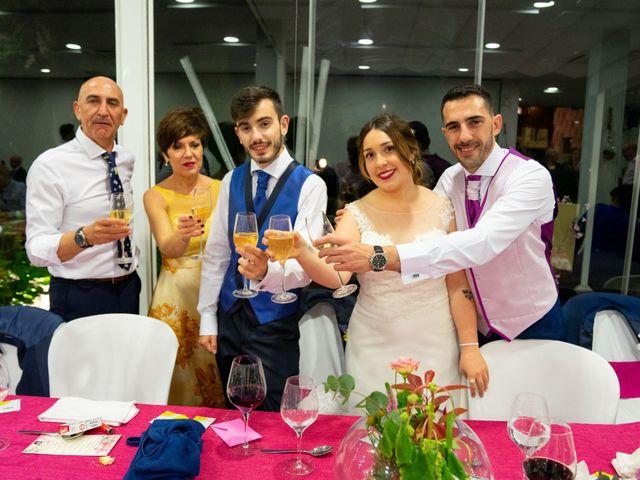 La boda de Carlos y Rut en Madrid, Madrid 493