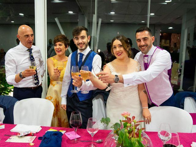 La boda de Carlos y Rut en Madrid, Madrid 494