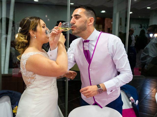 La boda de Carlos y Rut en Madrid, Madrid 496