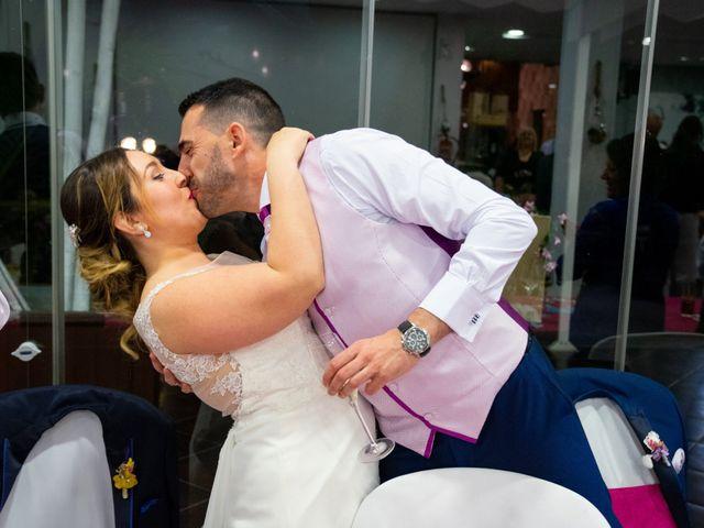La boda de Carlos y Rut en Madrid, Madrid 497