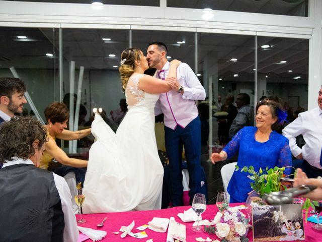 La boda de Carlos y Rut en Madrid, Madrid 498