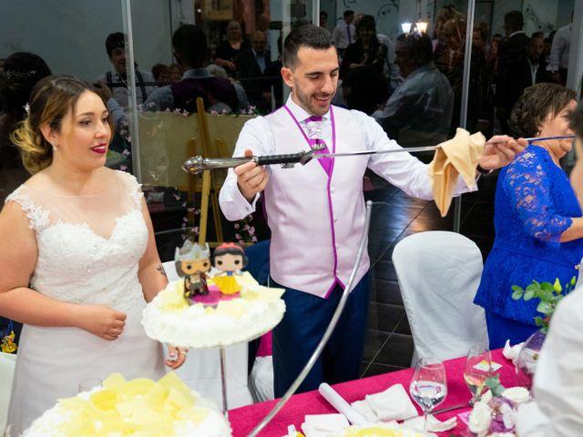 La boda de Carlos y Rut en Madrid, Madrid 499