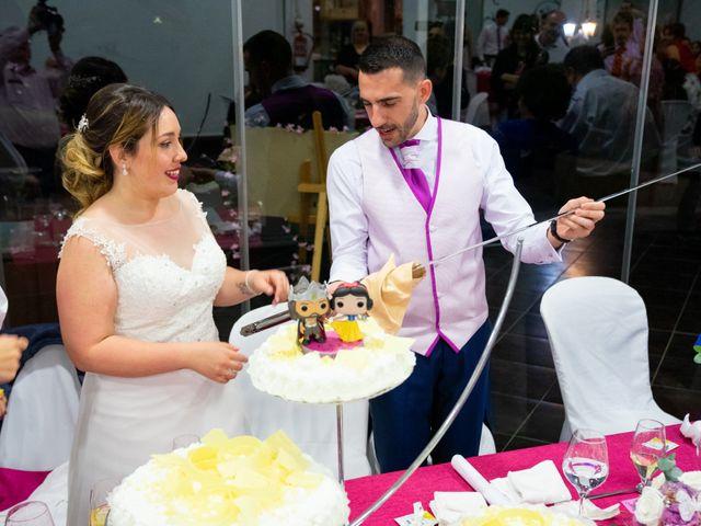 La boda de Carlos y Rut en Madrid, Madrid 500