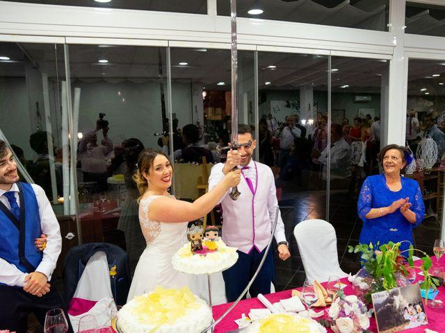 La boda de Carlos y Rut en Madrid, Madrid 501