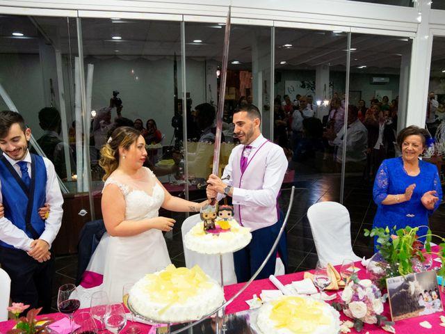 La boda de Carlos y Rut en Madrid, Madrid 502