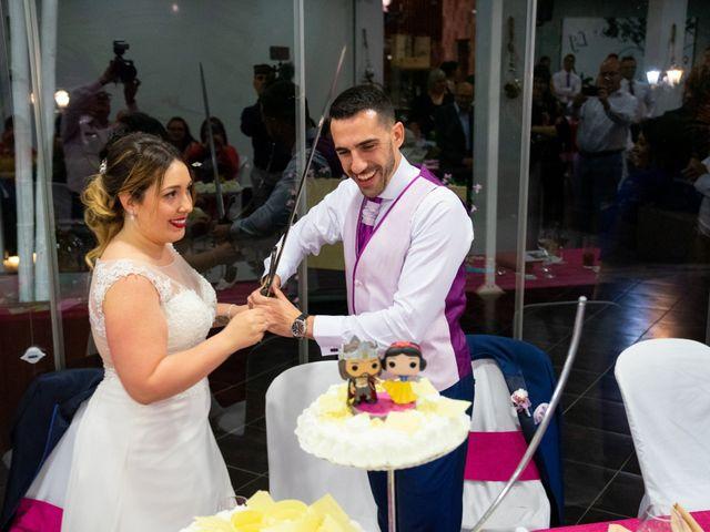 La boda de Carlos y Rut en Madrid, Madrid 503