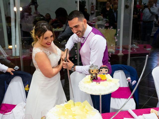 La boda de Carlos y Rut en Madrid, Madrid 504