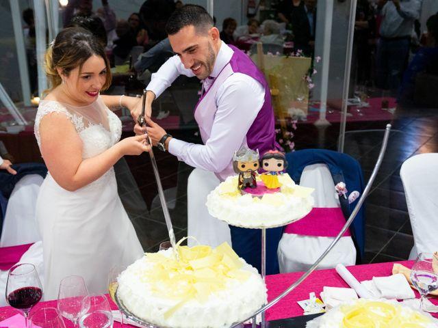 La boda de Carlos y Rut en Madrid, Madrid 505