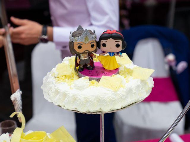 La boda de Carlos y Rut en Madrid, Madrid 506