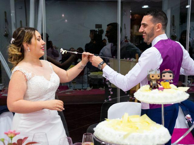 La boda de Carlos y Rut en Madrid, Madrid 507