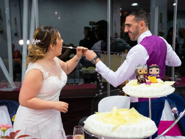 La boda de Carlos y Rut en Madrid, Madrid 508