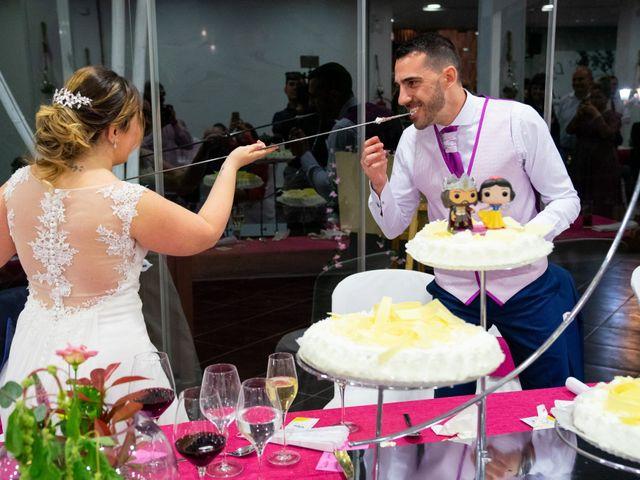 La boda de Carlos y Rut en Madrid, Madrid 509