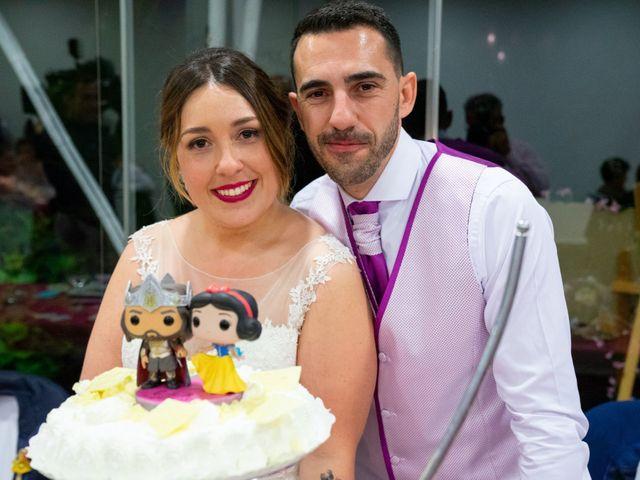 La boda de Carlos y Rut en Madrid, Madrid 511
