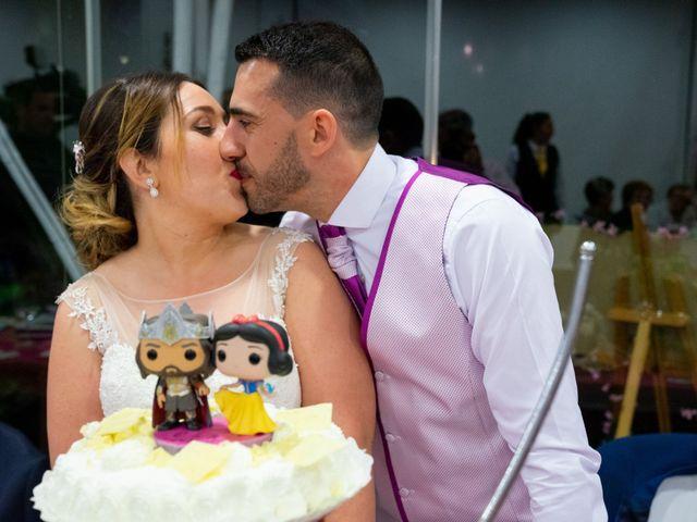 La boda de Carlos y Rut en Madrid, Madrid 512