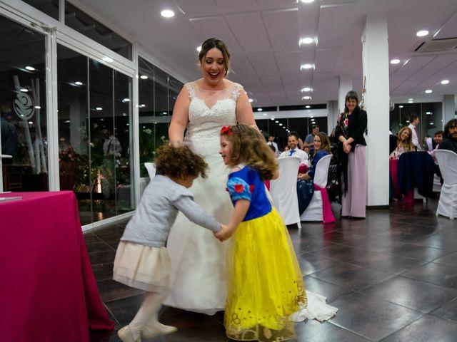 La boda de Carlos y Rut en Madrid, Madrid 515