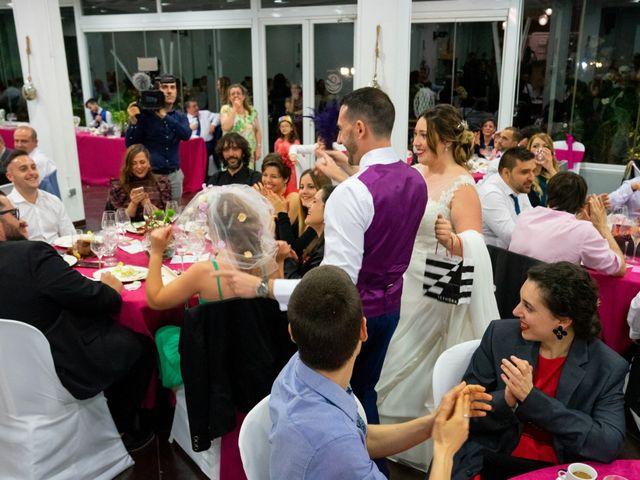 La boda de Carlos y Rut en Madrid, Madrid 516