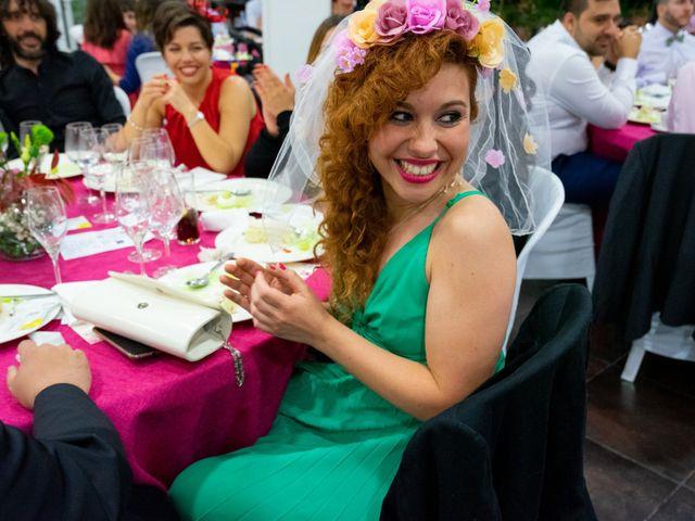 La boda de Carlos y Rut en Madrid, Madrid 517