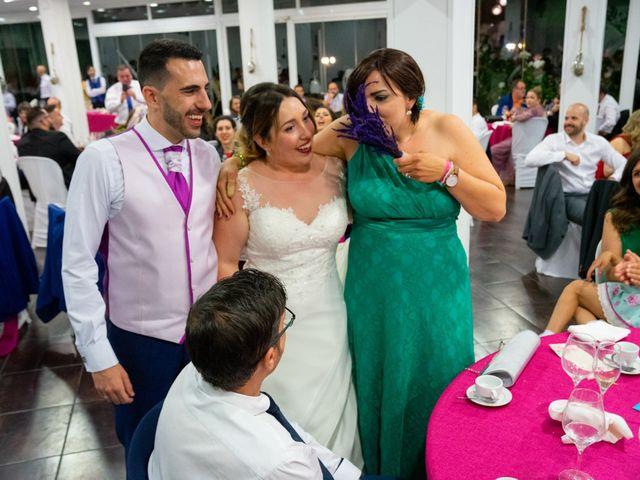 La boda de Carlos y Rut en Madrid, Madrid 518