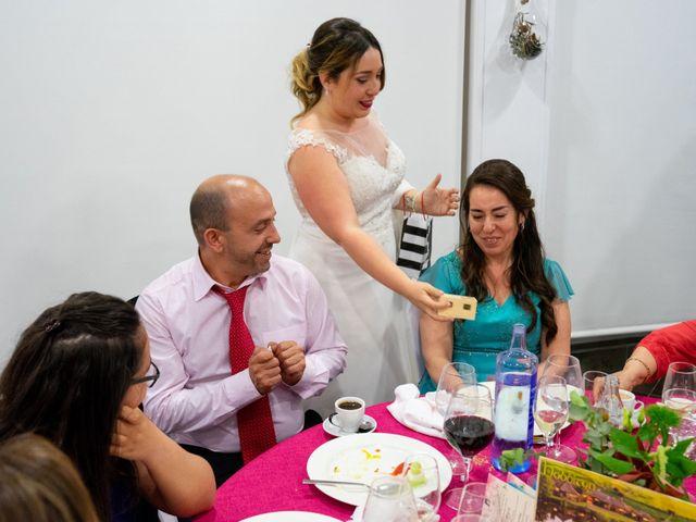 La boda de Carlos y Rut en Madrid, Madrid 520