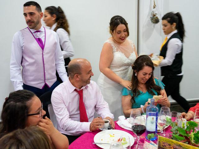 La boda de Carlos y Rut en Madrid, Madrid 521