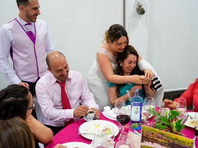 La boda de Carlos y Rut en Madrid, Madrid 522