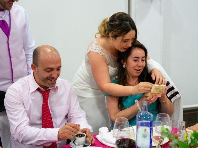 La boda de Carlos y Rut en Madrid, Madrid 523