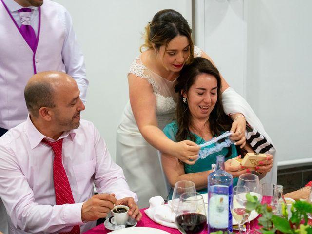 La boda de Carlos y Rut en Madrid, Madrid 524
