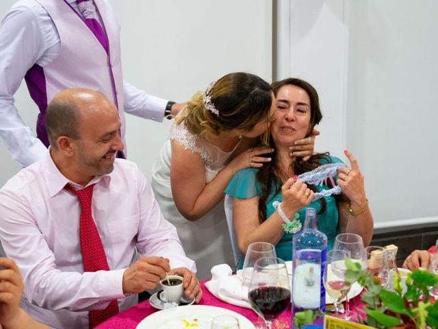 La boda de Carlos y Rut en Madrid, Madrid 525