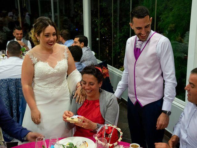 La boda de Carlos y Rut en Madrid, Madrid 527