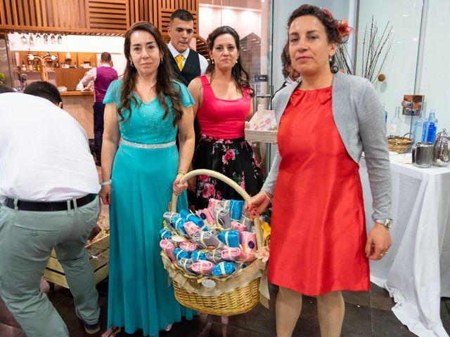 La boda de Carlos y Rut en Madrid, Madrid 530