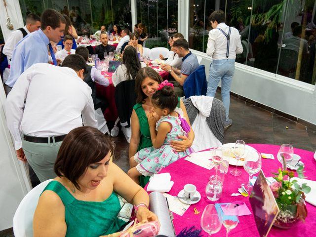 La boda de Carlos y Rut en Madrid, Madrid 532