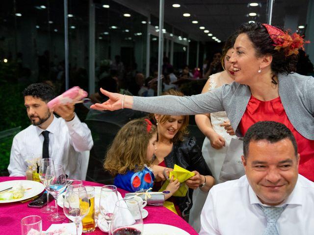 La boda de Carlos y Rut en Madrid, Madrid 536