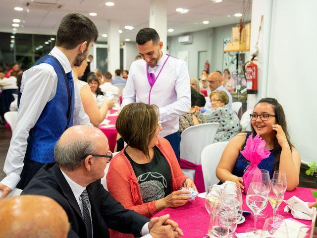 La boda de Carlos y Rut en Madrid, Madrid 539