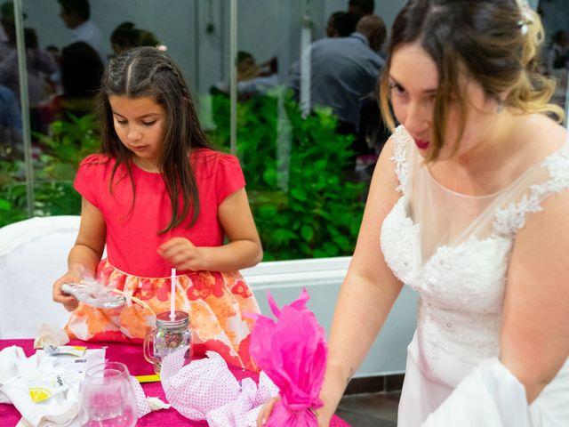 La boda de Carlos y Rut en Madrid, Madrid 541