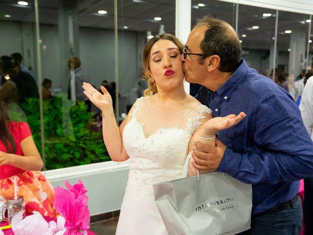 La boda de Carlos y Rut en Madrid, Madrid 542