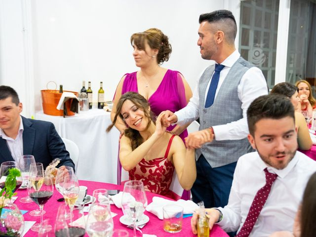 La boda de Carlos y Rut en Madrid, Madrid 543