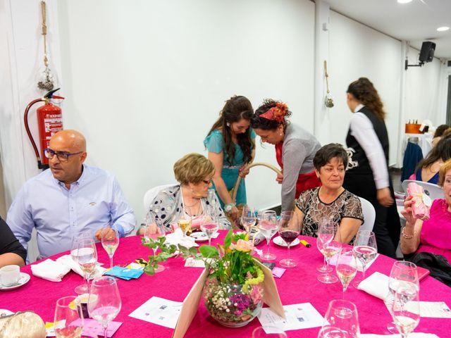 La boda de Carlos y Rut en Madrid, Madrid 545
