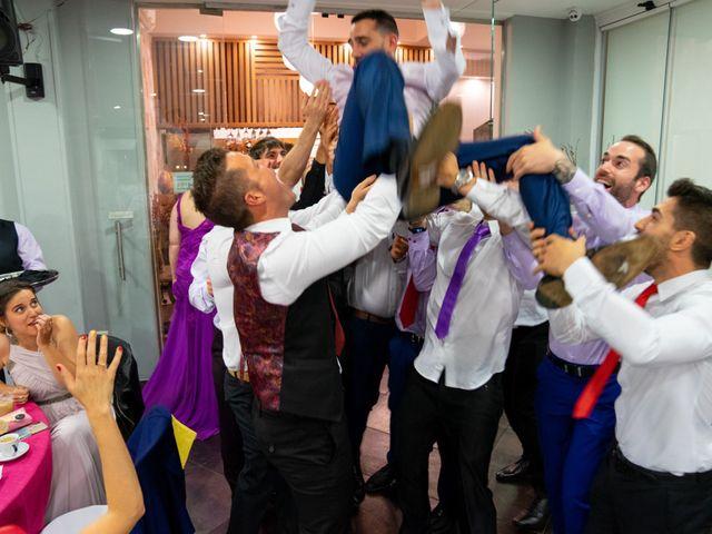 La boda de Carlos y Rut en Madrid, Madrid 551