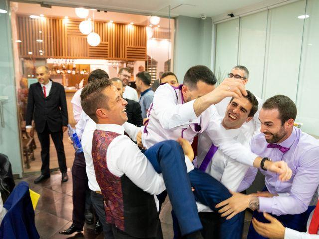 La boda de Carlos y Rut en Madrid, Madrid 553