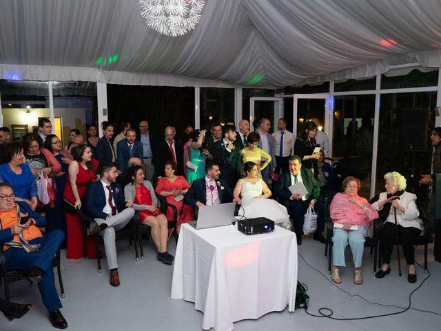La boda de Carlos y Rut en Madrid, Madrid 559