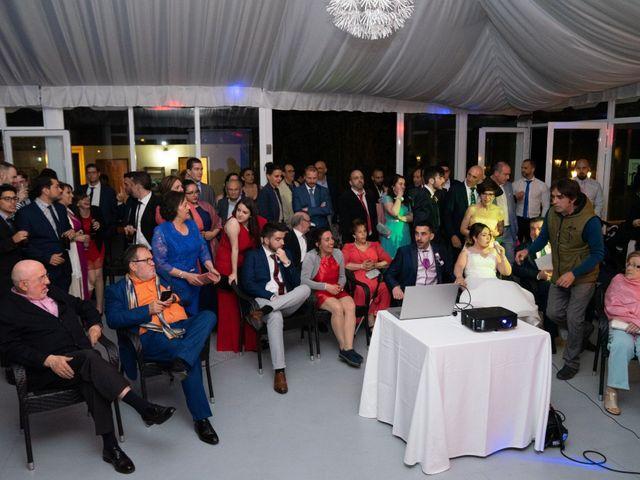 La boda de Carlos y Rut en Madrid, Madrid 560