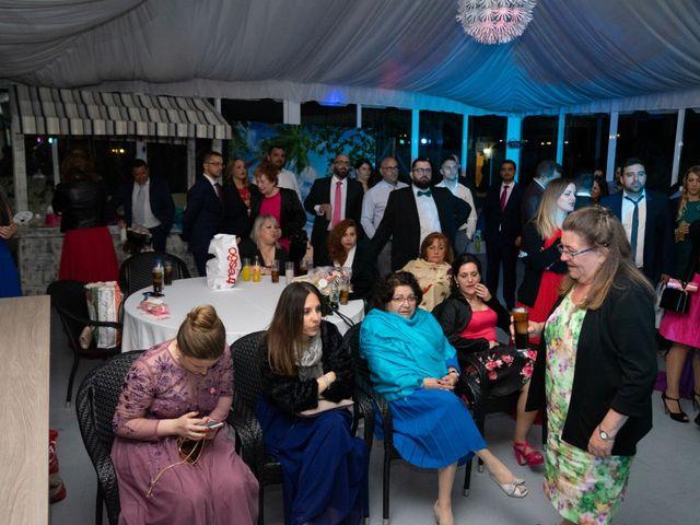 La boda de Carlos y Rut en Madrid, Madrid 562