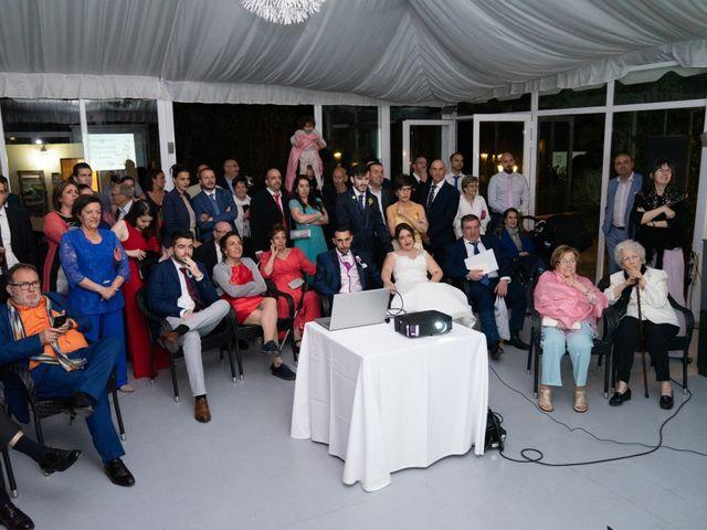 La boda de Carlos y Rut en Madrid, Madrid 563