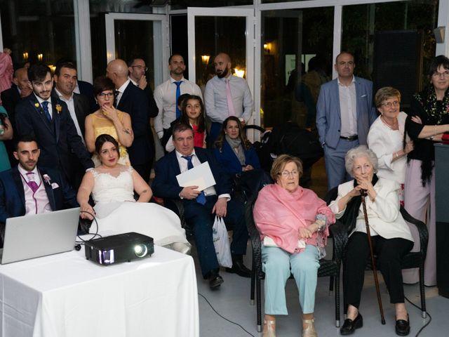 La boda de Carlos y Rut en Madrid, Madrid 564